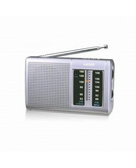 Rádio Portátil Haeger Goal...