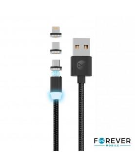 Cabo USB-A Macho p/...