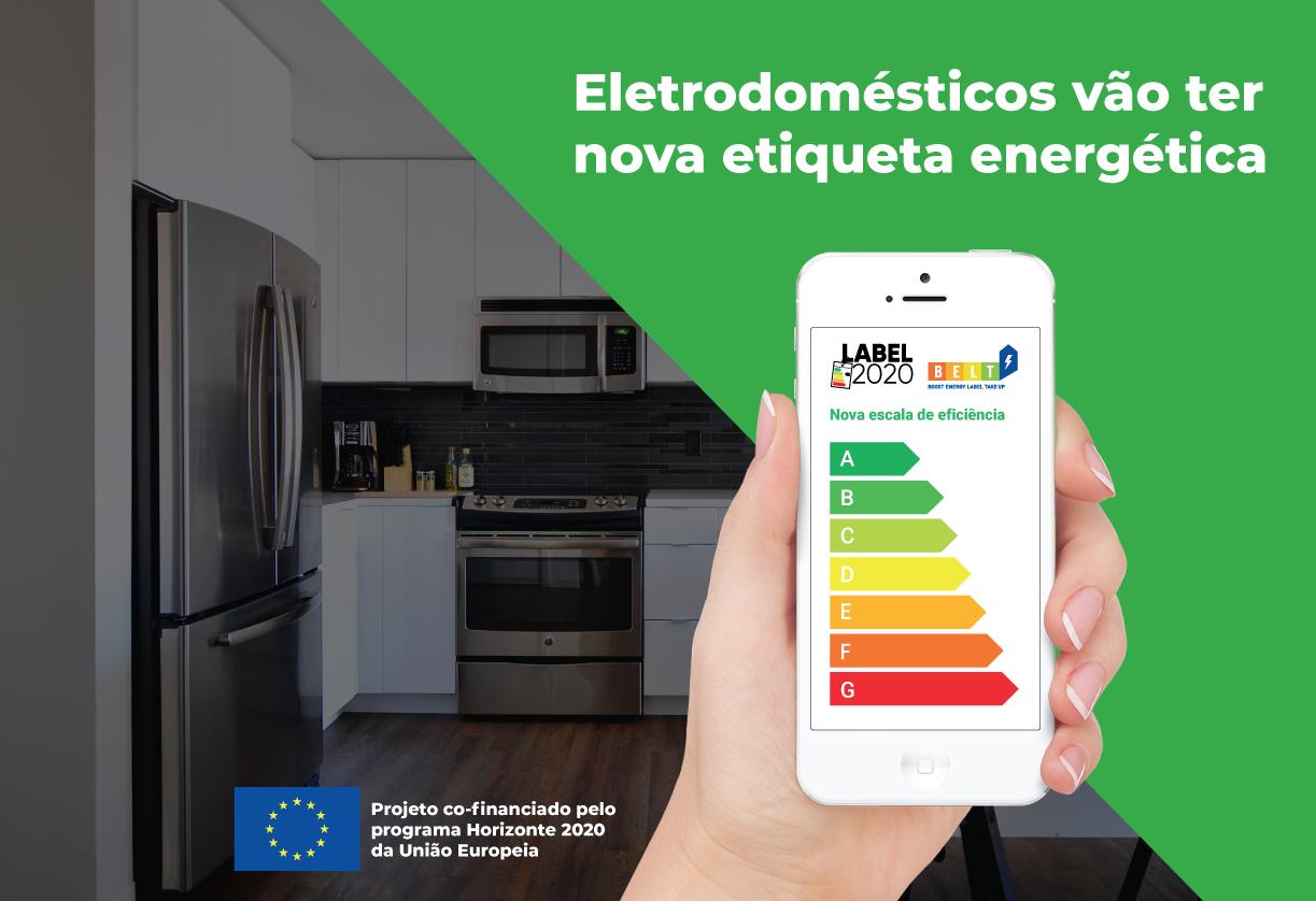 Nova etiqueta energética