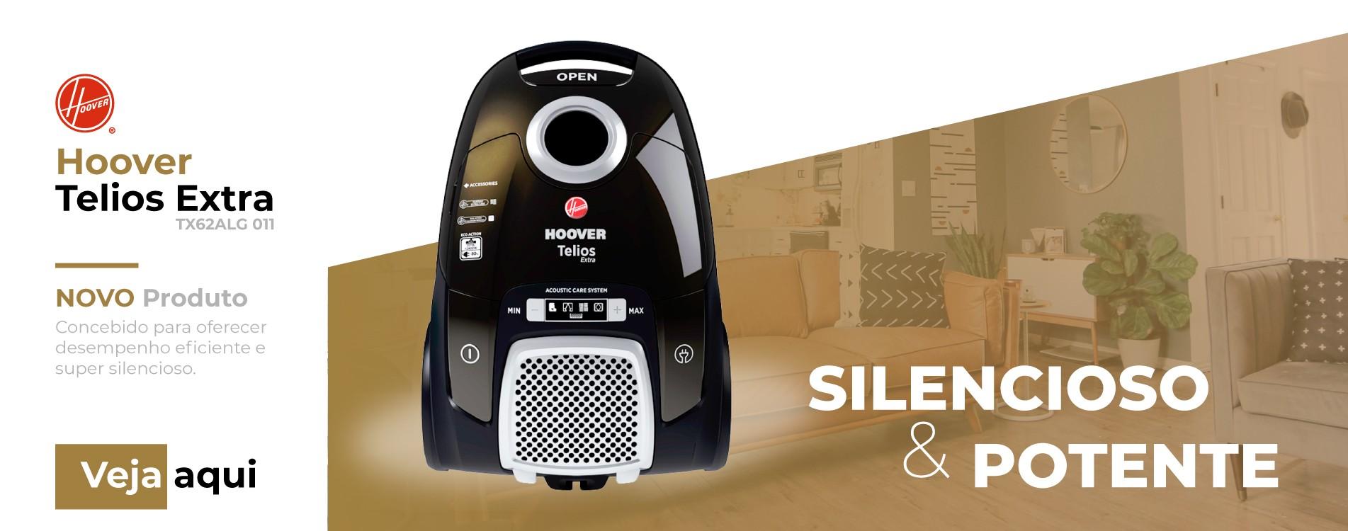 Aspirador Hoover Telios Extra TX62ALG 011 350W